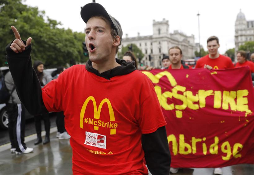 Empleados de McDonald's denuncian incumplimiento de aumento de sueldo | El Imparcial de Oaxaca