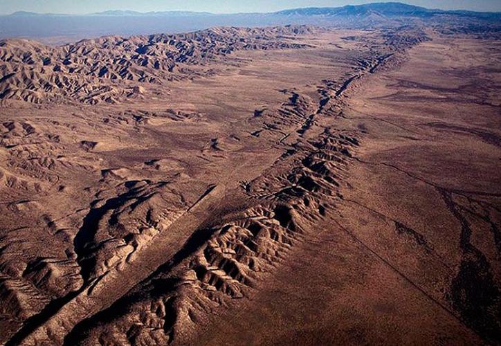 Esta es la falla sísmica más peligrosa que la de San Andrés | El Imparcial de Oaxaca