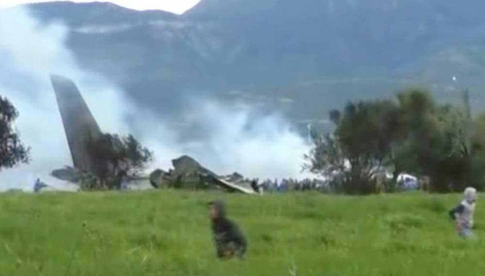 Accidente aéreo en Argelia deja al menos 257 muertos | El Imparcial de Oaxaca