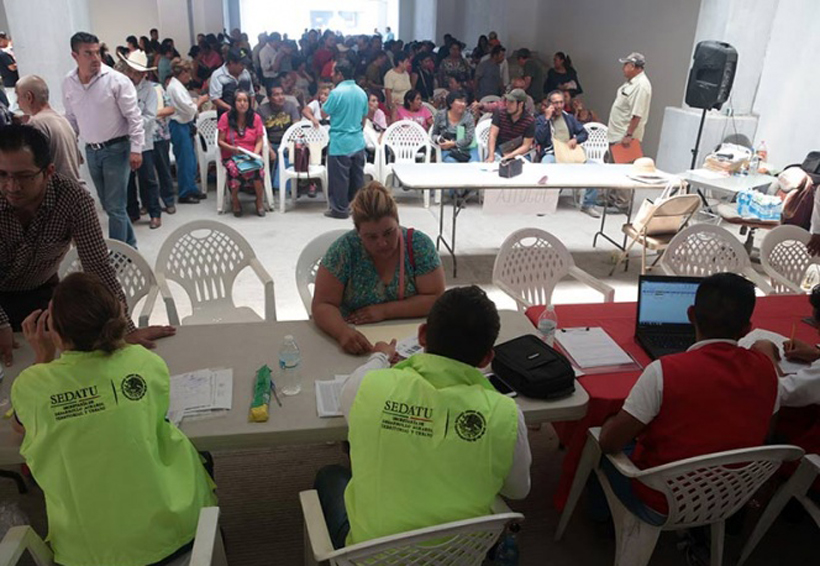 Inai instó a Bansefi a informar a damnificados sobre tarjetas de apoyo por sismos | El Imparcial de Oaxaca