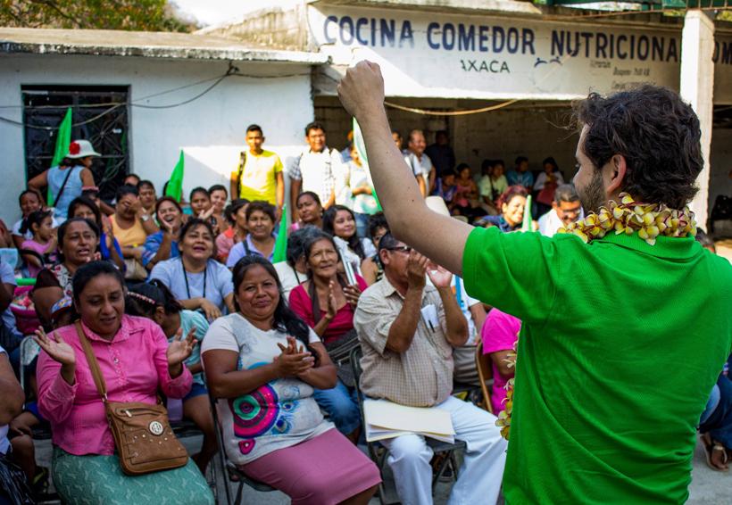 Ofrece Pepe Estefan mayor presupuesto para infraestructura