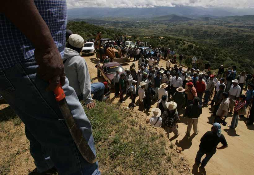 Persisten 32 líos agrarios de alto riesgo en Oaxaca | El Imparcial de Oaxaca