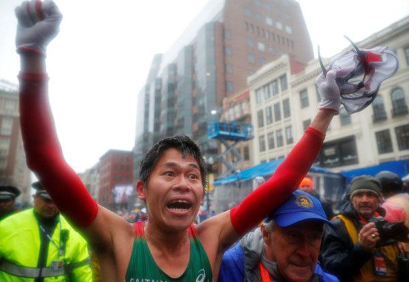 Yuki Kawauchi conquista el gran Maratón de Boston | El Imparcial de Oaxaca