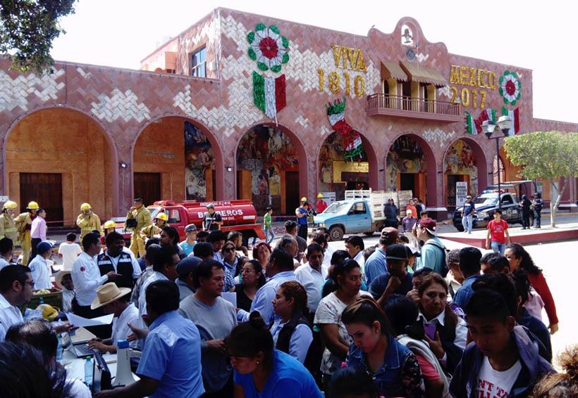 Analizan rehabilitación  del palacio municipal  de Huajuapan de León, Oaxaca | El Imparcial de Oaxaca