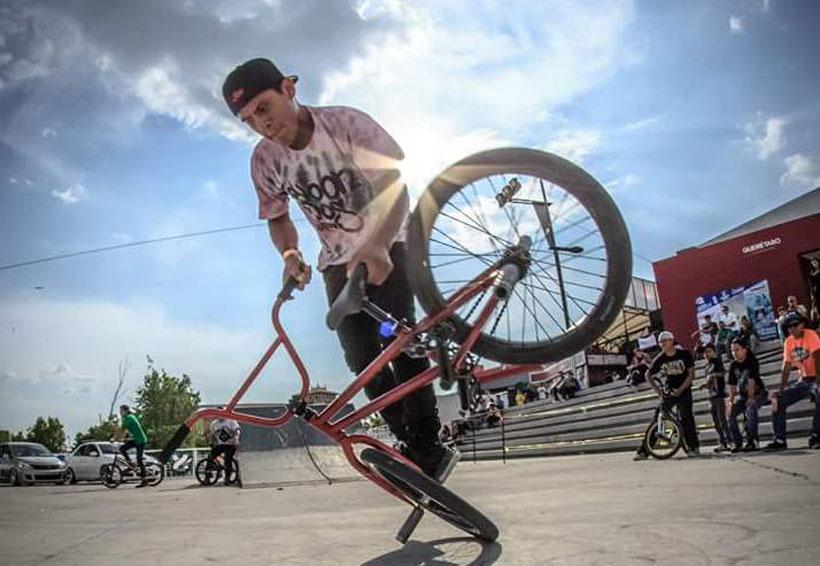 Oaxaqueños participan en el BMX Acapulco Jam 2018 | El Imparcial de Oaxaca