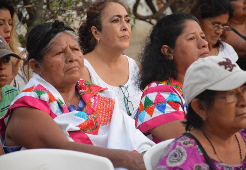 Banda de música de la Sedena  ofrece concierto en la Costa de Oaxaca