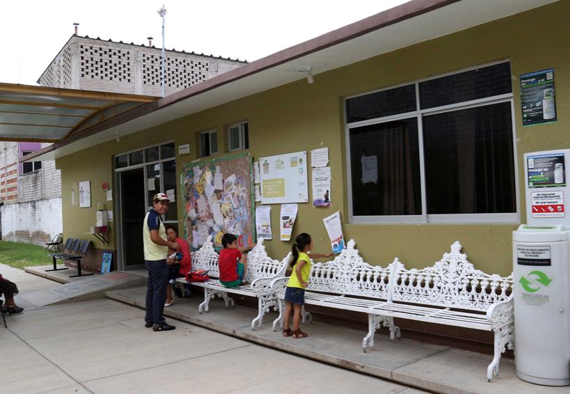 Buscan mejorar atención  en los Centros de Salud de Oaxaca