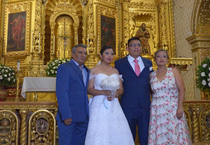 Guadalupe  y Paola unen  sus  destinos