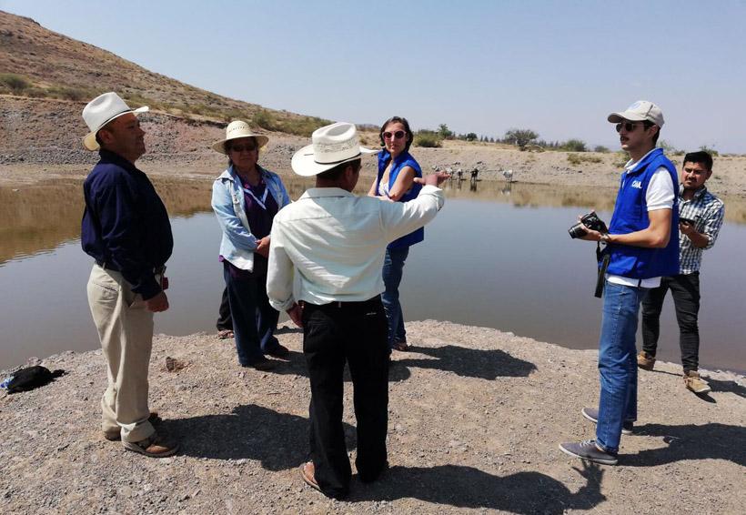 Respalda ONU-DH proyecto de Copuda para recuperar el agua   El Imparcial de Oaxaca