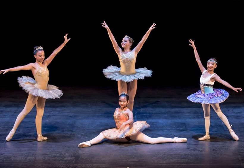 celebran en oaxaca con baile el día internacional de la danza