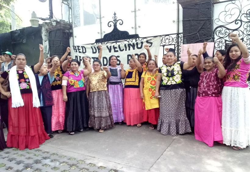 Damnificados del Istmo  realizan un plantón | El Imparcial de Oaxaca