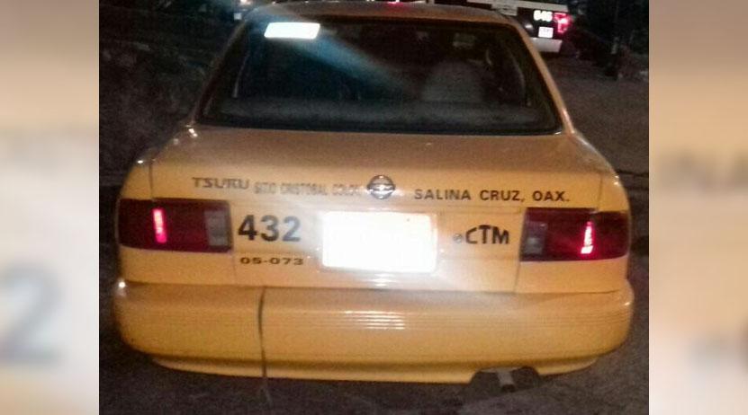 Detienen a taxista por violento atraco en Salina Cruz | El Imparcial de Oaxaca