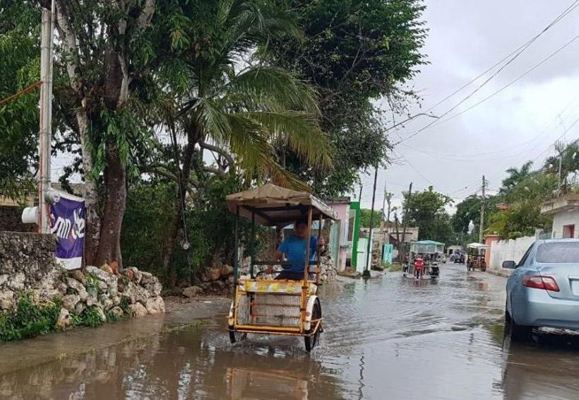 Impacta frente frío en dos regiones de Oaxaca. Noticias en tiempo real