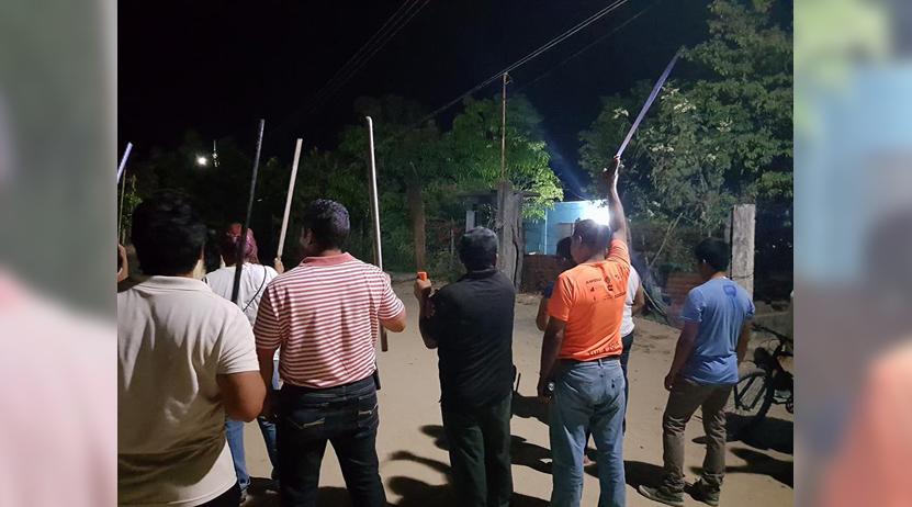 Se organizan vecinos contra la delincuencia en Ciudad Ixtepec | El Imparcial de Oaxaca
