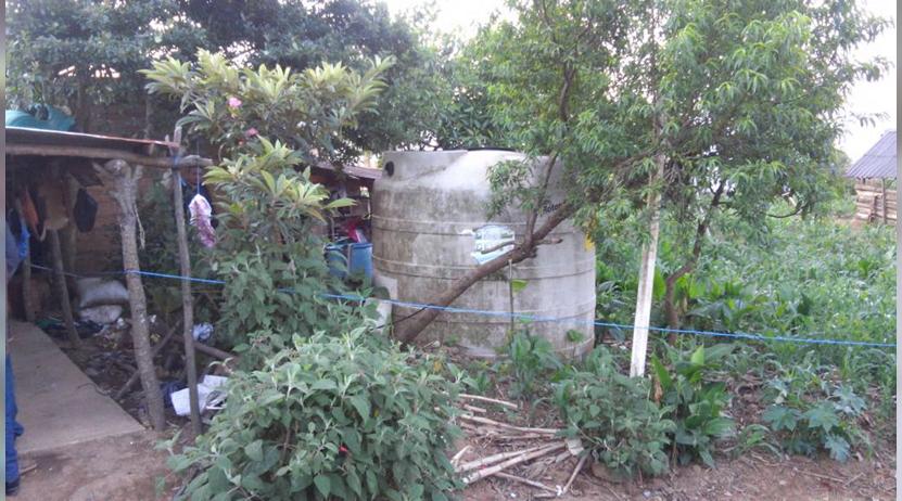 Niño muere ahogado en cisterna en la Sierra Mazateca; cayó de un árbol | El Imparcial de Oaxaca