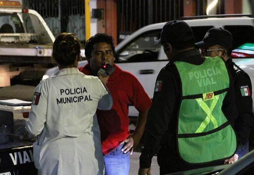 El operativo alcoholímetro se sigue realizando en diversos puntos de Oaxaca | El Imparcial de Oaxaca