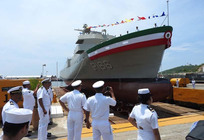 En el Astillero de Marina se construyen barcos de calidad