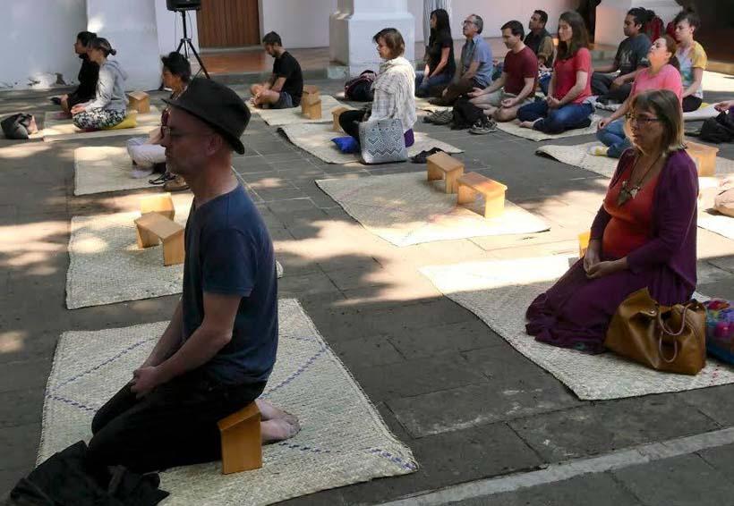 En el MACO, arte sonoro y meditación