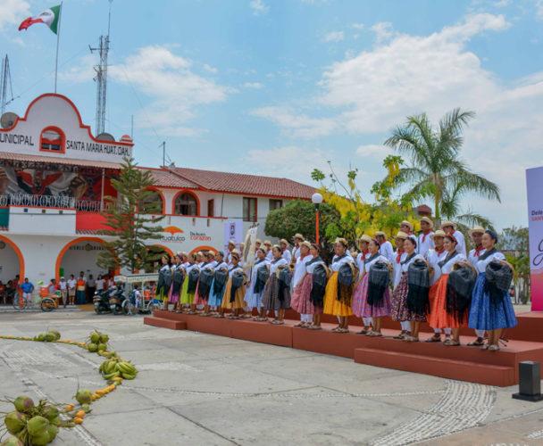 Evalúan a  delegaciones  de Pochutla  y Huatulco