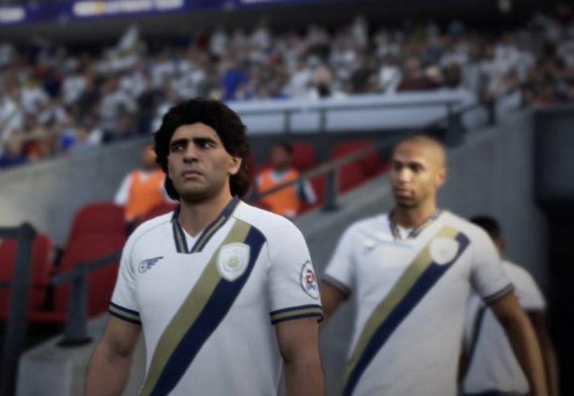 Maradona demanda a EA por usar mal su imagen en FIFA 18 | El Imparcial de Oaxaca
