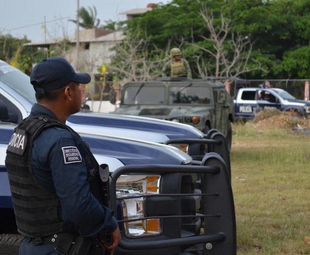 Fundamental el SUBSEMUN y  FORTASEG para la policía municipal