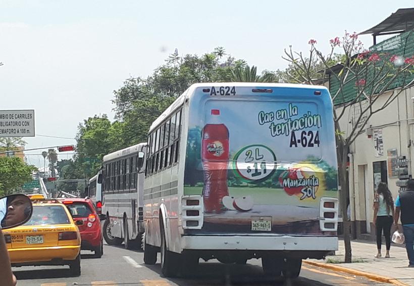 Impostergable el aumento  al precio del pasaje en Oaxaca: Tusug