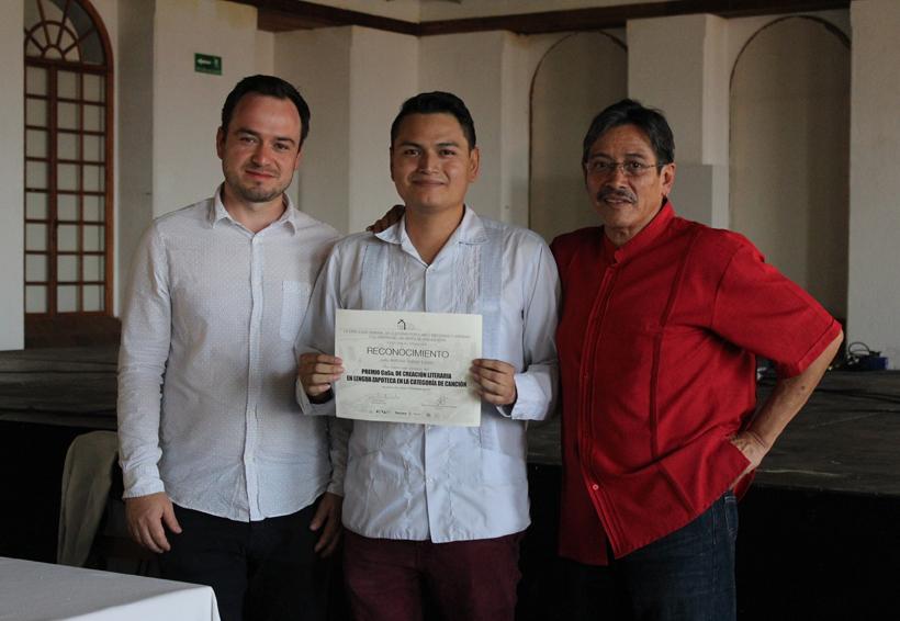 Instintos, de Julio Vallejo,  acerca a la música zapoteca