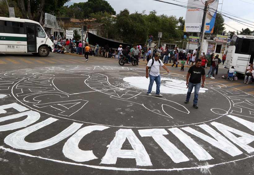 Fracasa convocatoria para el paro de 48 horas en Oaxaca | El Imparcial de Oaxaca