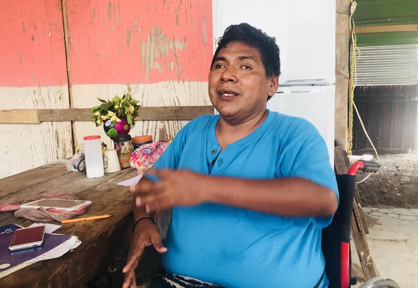 Los olvidados de Juchitan, Oaxaca