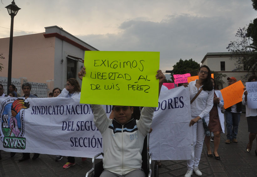 Realizan paro parcial de 12 horas en hospitales de Oaxaca | El Imparcial de Oaxaca