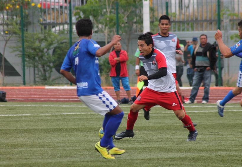 Deportivo Aragón destroza al Real Trinidad; 10-0   El Imparcial de Oaxaca