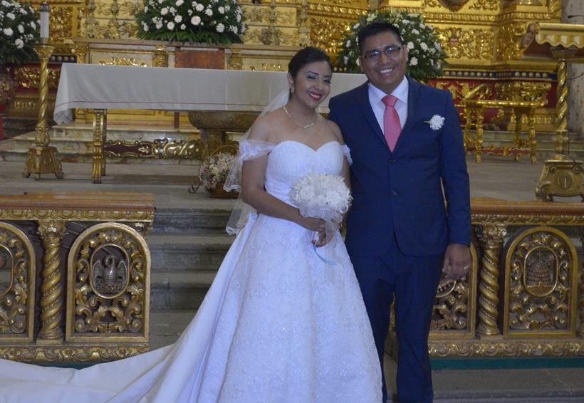 Guadalupe  y Paola unen  sus  destinos. Noticias en tiempo real