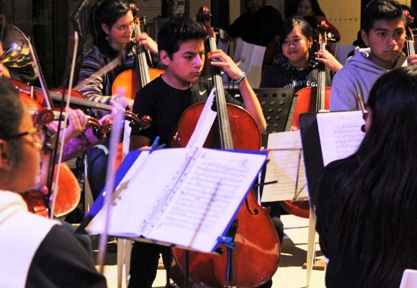 Oaxaca y Francia unidos por una escuela de música