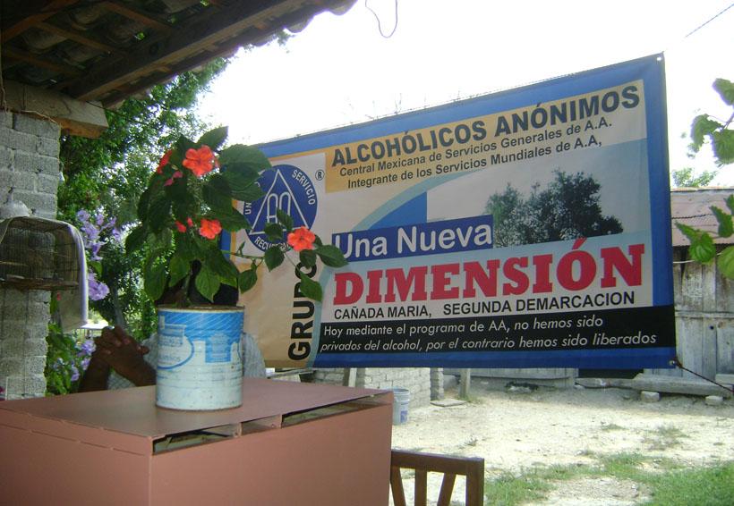 Una solución para  resolver el alcoholismo en Tlaxiaco