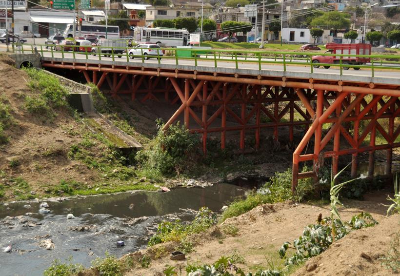 El río Atoyac en Oaxaca, drenaje a cielo abierto | El Imparcial de Oaxaca