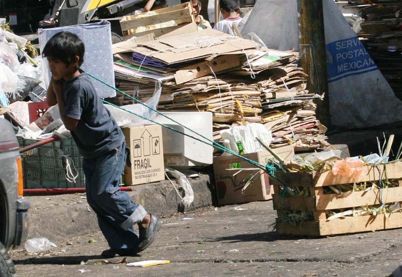 Trabajo en Oaxaca pone la infancia en riesgo | El Imparcial de Oaxaca