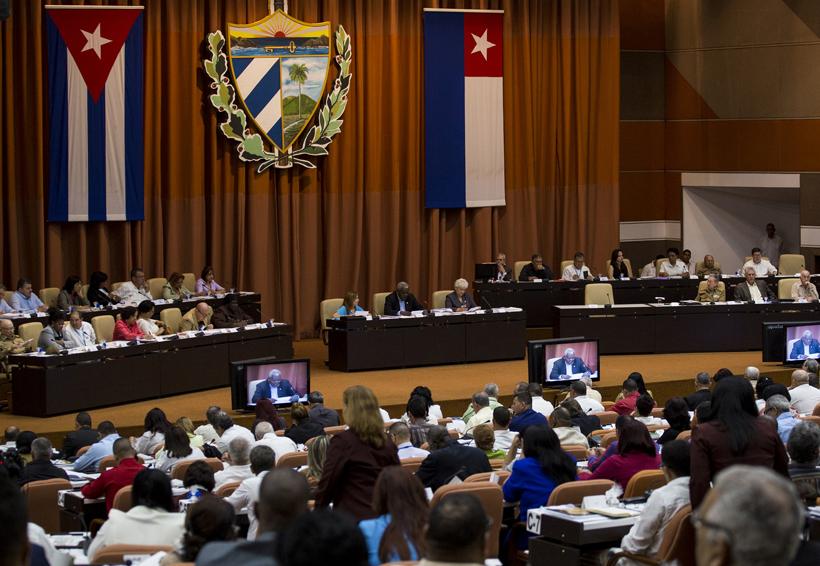 Asamblea Nacional de Cuba elegirá nuevo presidente | El Imparcial de Oaxaca