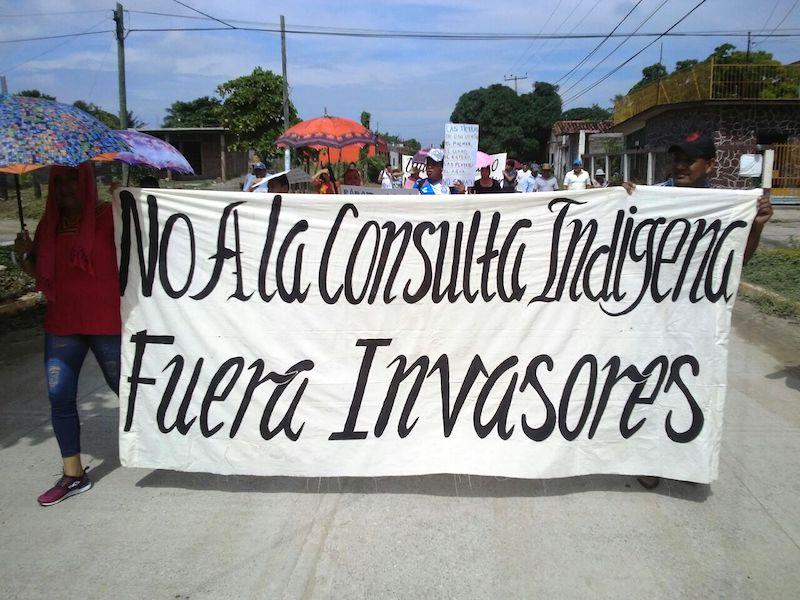 Suspende Sener consulta indígena en Unión Hidalgo, a petición de la CNDH   El Imparcial de Oaxaca