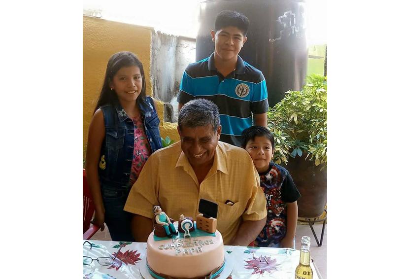 Celebran a José Antonio