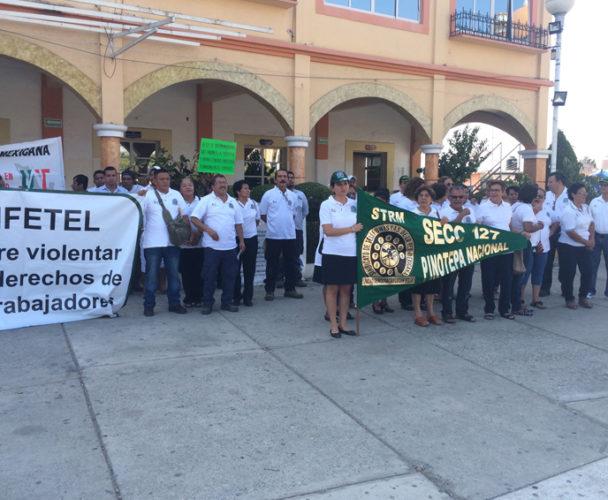 Realizan protestas en la Costa de Oaxaca