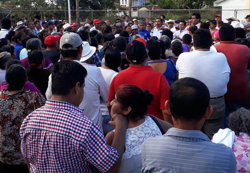 Realizarán la marcha caravana de  damnificados a la Ciudad de México   El Imparcial de Oaxaca