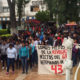 Rechazan normalistas de Tamazulápam del Progreso propuesta del IEEPO