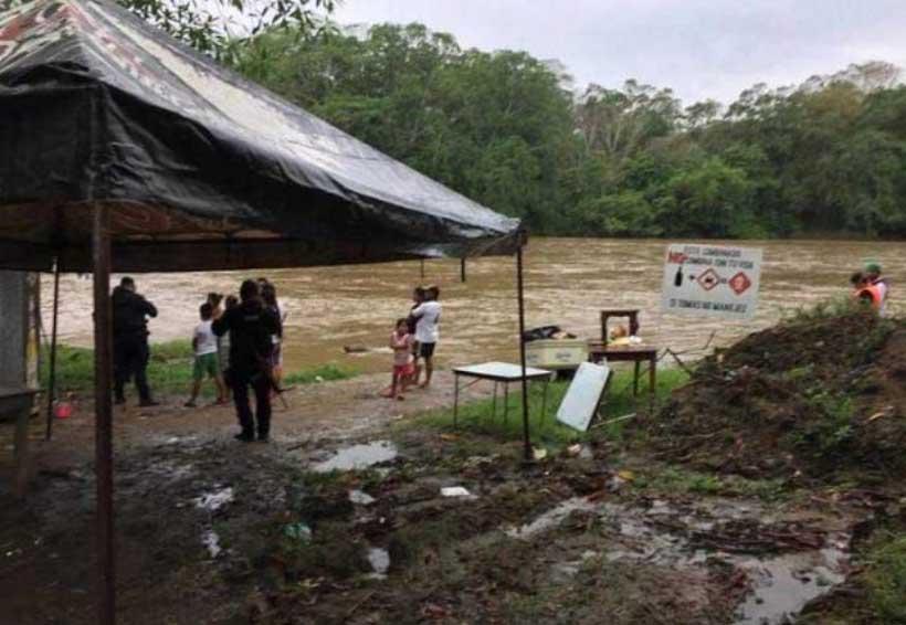 Reportan saldo blanco en Tuxtepec, Oaxaca