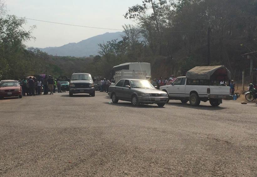 S-22, sin definir si  bloqueará carreteras en la Costa de Oaxaca