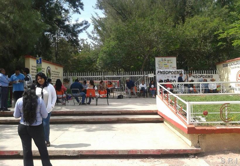 Amaga SUTCOBAO con paro y huelga   El Imparcial de Oaxaca