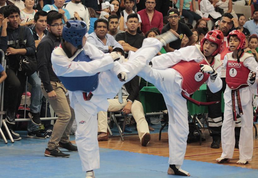 Esta es la Selección de Taekwondo para la ON18 | El Imparcial de Oaxaca