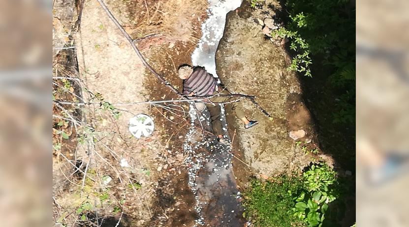 Encuentran cadáver de anciano bajo puente; presenta lesiones por la caída | El Imparcial de Oaxaca