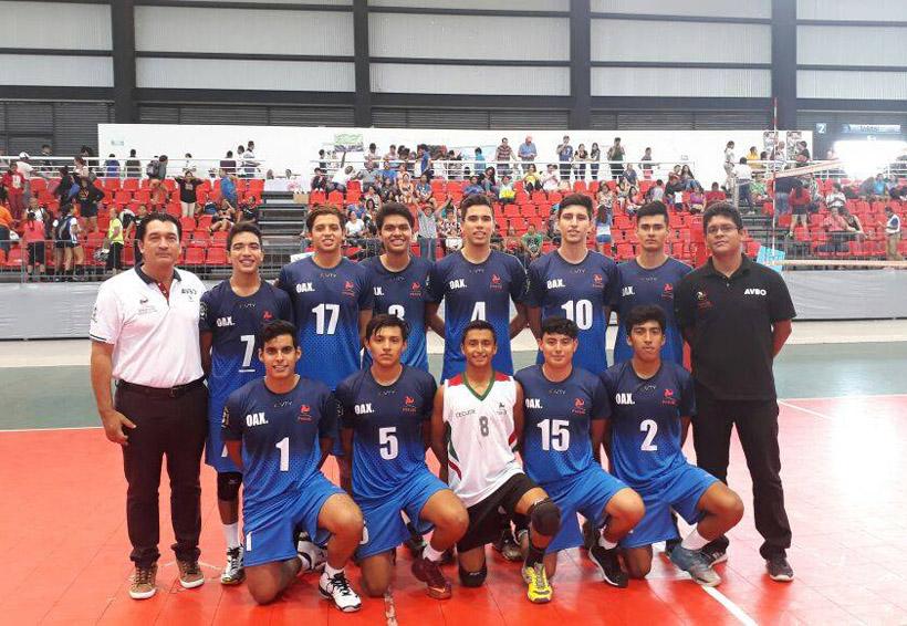 Consigue Oaxaca dos boletos en voleibol para la ON18 | El Imparcial de Oaxaca