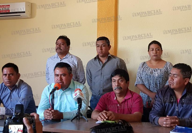 Sección 22 pide desaparición de poderes en Nochixtlán, Oaxaca | El Imparcial de Oaxaca