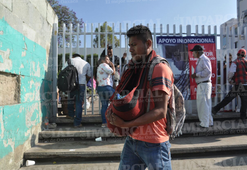 Paro parcial del Hospital Civil afecta a pacientes de Oaxaca | El Imparcial de Oaxaca